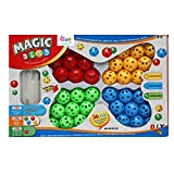 #8: iDream Magic Beads 3D Model Making Intelligence Toy for Kids