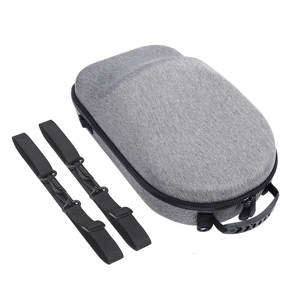 JUNESUN Portable Dur EVA Sacs Protégez Couverture Boîte De Rangement Sacoche de Transport pour Oculus Rift S Casque De Jeu VR Alimenté par PC