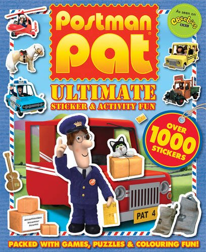 Image of Postman Pat Ultimate Sticker & Activity