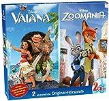 Disney Doppel - Box: Vaiana/ Zoomania