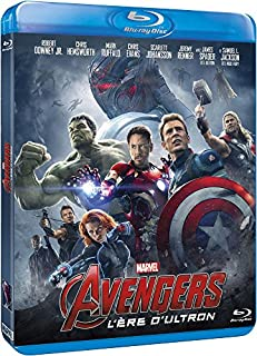 Avengers : L'ère d'Ultron [Blu-ray] (B00WGV0CH2) | Amazon price tracker / tracking, Amazon price history charts, Amazon price watches, Amazon price drop alerts