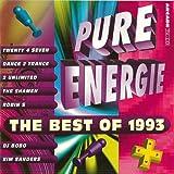 Dancemusic 1 9 9 3 (Compilation CD, 18 Tracks)