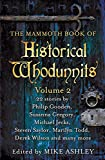 Best Whodunnits - The Mammoth Book of Historical Whodunnits Volume 2 Review