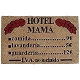 Aramis Fußmatte Hotel Mama