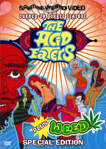 acid-eaters-weed-dvd-1971-region-1-us-import-ntsc