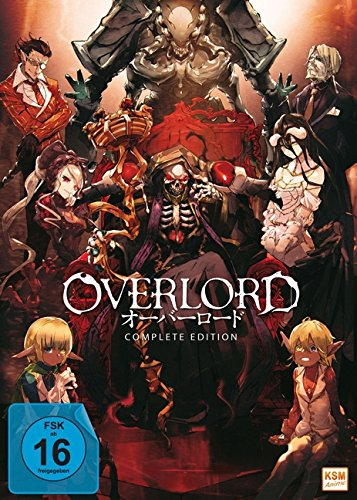Overlord – Complete Edition [3 DVDs]