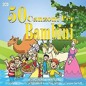 2 CD 50 Canzoni Per Bambini, Canzoni Indimenticabili, Il