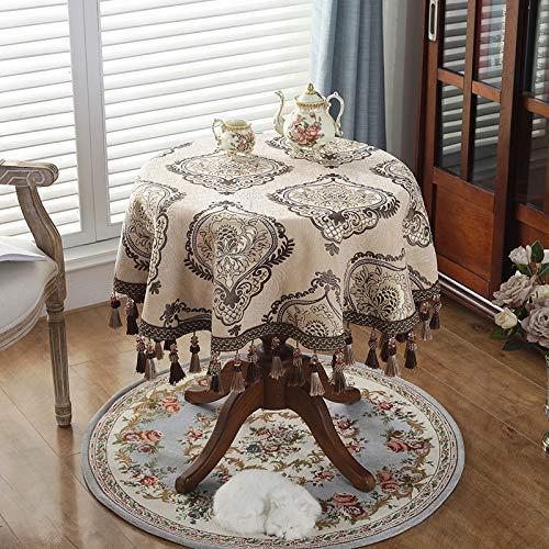 Kreativ Home Tischdecke Stoff Continental American Land Retro Jahreszeiten Universal...