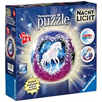 Ravensburger-12149-Einhrner-Nachtlicht-puzzleball-72-Teile-Puzzle