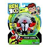 Giochi Preziosi BEN00000 Personaggio Ben 10 - Four Arms