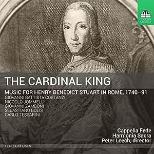 Music for Benedict Stuart in Rome 1740-1791