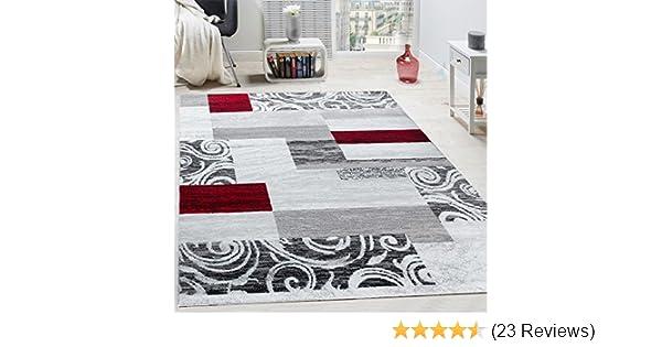 Paco Home Designer Teppich Wohnzimmer Inneneinrichtung Floral Muster