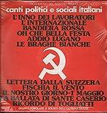Canti Politici E Sociali Italiani / Joker SM 3497