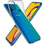 Spigen Liquid Crystal Back Cover Case for Samsung Galaxy M30s and for Samsung Galaxy M21 - Crystal Clear