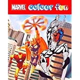 Marvel Heroes/Avengers: Colour Fun Colouring Book by Marvel