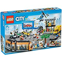 LEGO - 60097 - City - Jeu de construction - Le Centre Ville