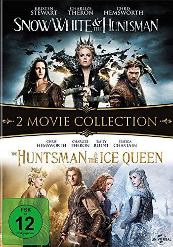 Bild von Snow White & the Huntsman & The Huntsman & the Ice Queen (DVD)