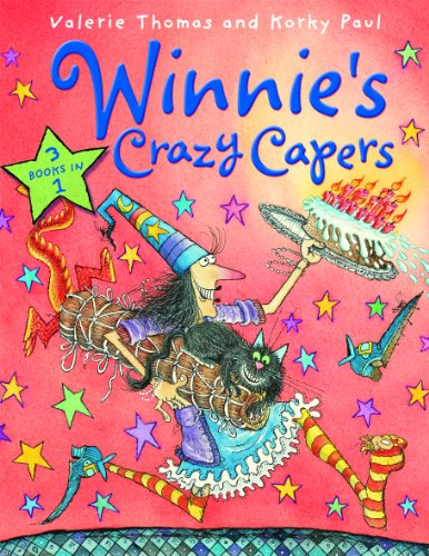 Winnie's Crazy Capers