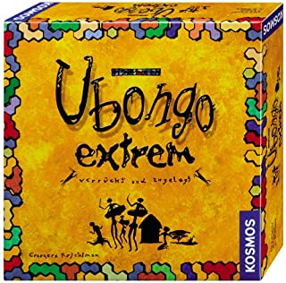 Kosmos 6904410 - Ubongo extrem (B000RJMNX6)   Amazon price tracker / tracking, Amazon price history charts, Amazon price watches, Amazon price drop alerts