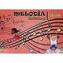 Música 1. Melodía. EP 1 - Edición 2014