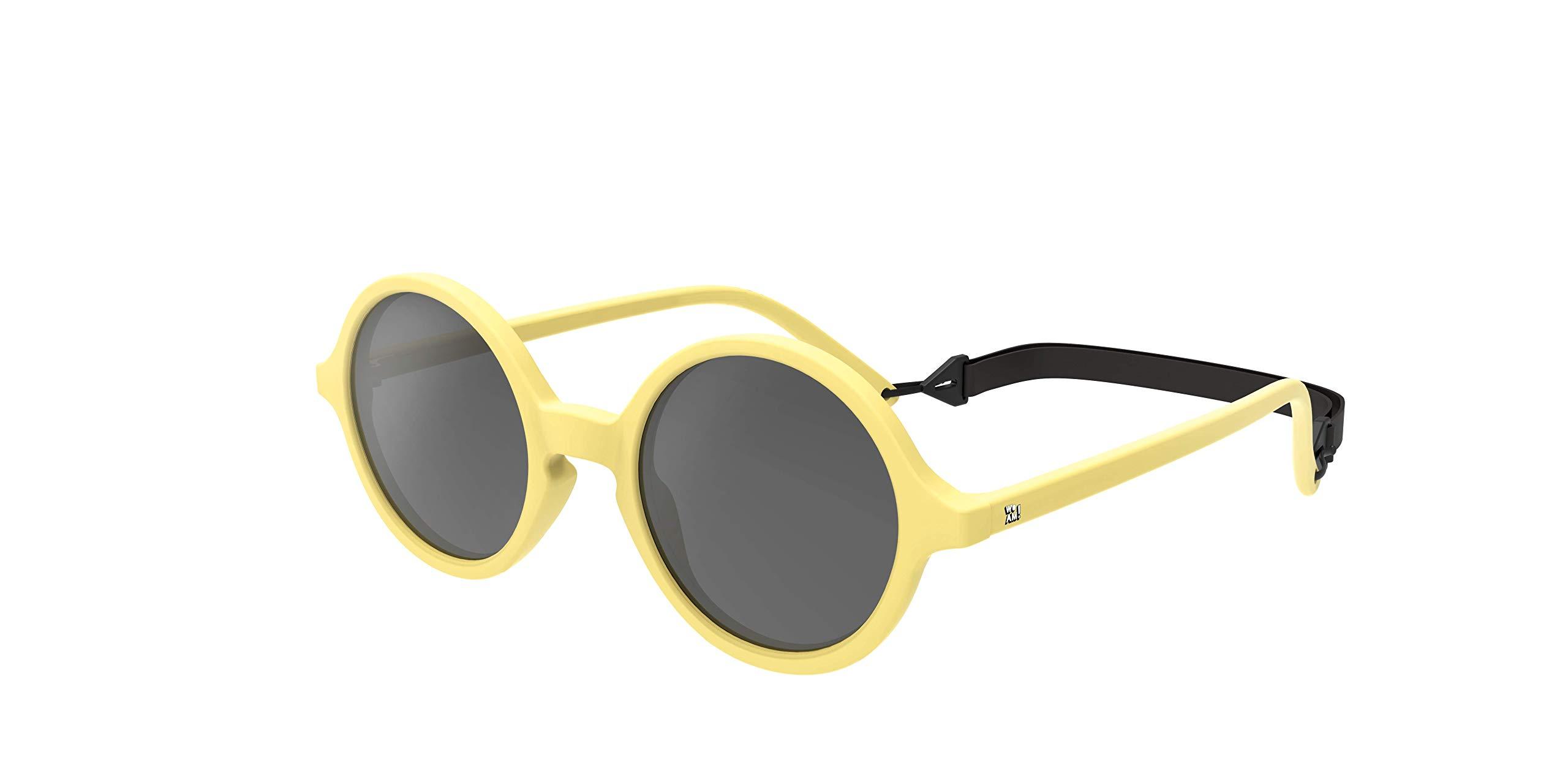 WOAM - Gafas de sol redondas para bebés - 2-4 años 1