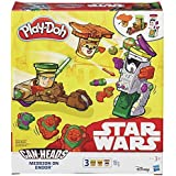 Play-doh Star Wars Mission on Endor Featuring Can Heads by Play-Doh