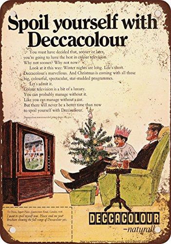 1968-deccacolour-televisores-reproduccion-de-aspecto-vintage-metal-signs-12-x-16-pulgadas