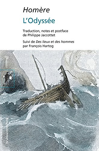 L'Odyssée - Prepas scientifiques 2017-2018 - Edition prescrite par HOMÈRE