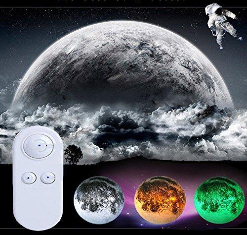 Neueste 3d Uncle Milton Moon Light 2, mode, Motiv