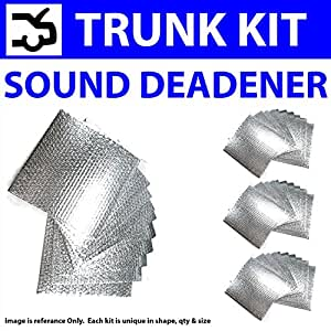 for 66-73 IH ~ Trunk Compartment Kit Zirgo 314000 Heat and Sound Deadener