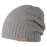 Barts Hudson Beanie Boys heather grey - 53- 55