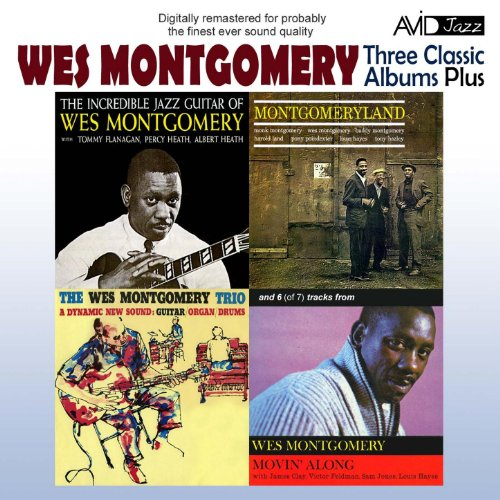 The Wes Montgomery Trio: Missile Blues