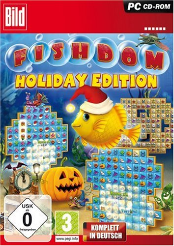 Fishdom Spiele (Fishdom - Holiday Edition)