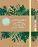 Green agenda 2019 - Cette année j'ai décidé de green-noter !