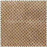 Weiches Samt Effekt Jumbo Cord Spotted Gepunktetem Stoff