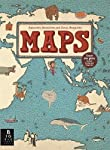 Explore the world with this lavish book of maps. This collection of 52 highly illustrated maps details not only geographical features and political borders, but also places of interest, iconic personalities, native animals and plants, local peoples, ...