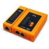 iMBAPrice - RJ45 Network Cable r for LAN Phone RJ45/RJ11/RJ12/CAT5/CAT6/CAT7 UTP Wire Test Tool