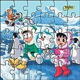 MFM Toys Magnetic jigsaw Puzzle Doraemon 30 pcs
