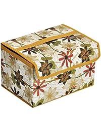 DIVYANA® Combo Set Of 2 Pcs Multipurpose Foldable Box Accessories Box Dressing Kit Makeup Kit Multi Utility Box...