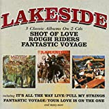 Shot of Love/Rough Riders/Fantastic Voyage