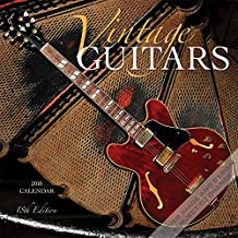 Vintage Guitars 2018 Calendar
