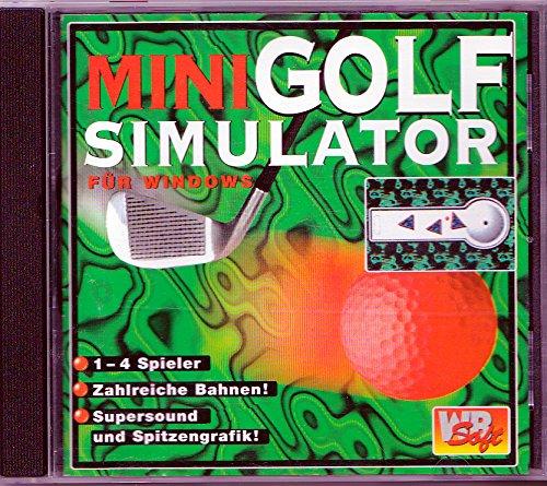 Mini Golf Simulator (Golf-simulator-pc)