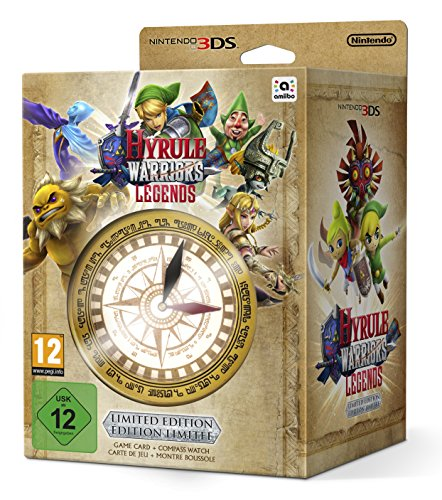 Hyrule Warriors Legends - Limited - Nintendo 3DS