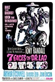 7FACES OF DR. LAO Poster Film (68,6x