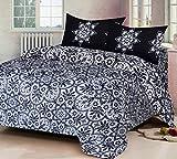 IWS Luxury Printed 120 TC Cotton Double ...