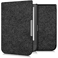 kwmobile Pocketbook Touch HD/Touch HD 2 Hülle - Filz Stoff eReader Schutzhülle Cover Case für Pocketbook Touch HD/Touch HD 2
