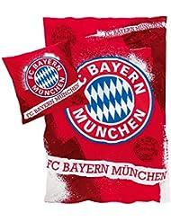 FC bayern münchen parure de lit 135 x 200 18879 «fan»