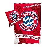 "61ohp9tcDhL. SL160  - NO1# SLEEP SOLUTIONS FC Bayern Munich Bed Linen 135 x 200 CM ""18879 FAN best sleep & dream reviews Buy price uk"