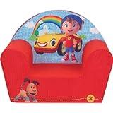 FUN HOUSE 712553 YES Foam Club Chair for Children 52 x 33 x 42 cm
