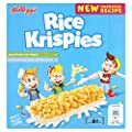 Kellogg's Rice Krispies Cereal & Milk Bars : everything five pounds (or less!)